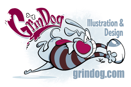 GrinDog Illustration & Design